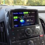 Chevy Volt instrument panel